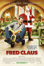 Fred Claus, the latest in crap holiday movies.