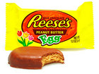 Reese's Peanut Butter Eggs are number one!